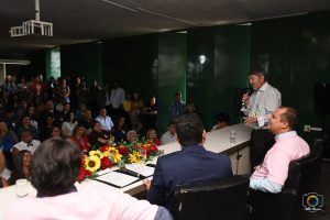 Zappata lança desafio de se obter junto ao MEC, reconhecimento de Hospital Ensino - Foto: Wilter Moreira